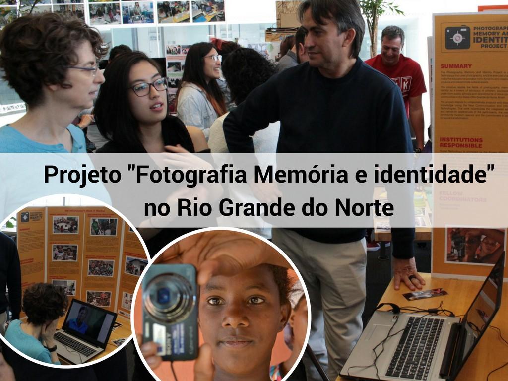 Projecto e fotografia em RN
