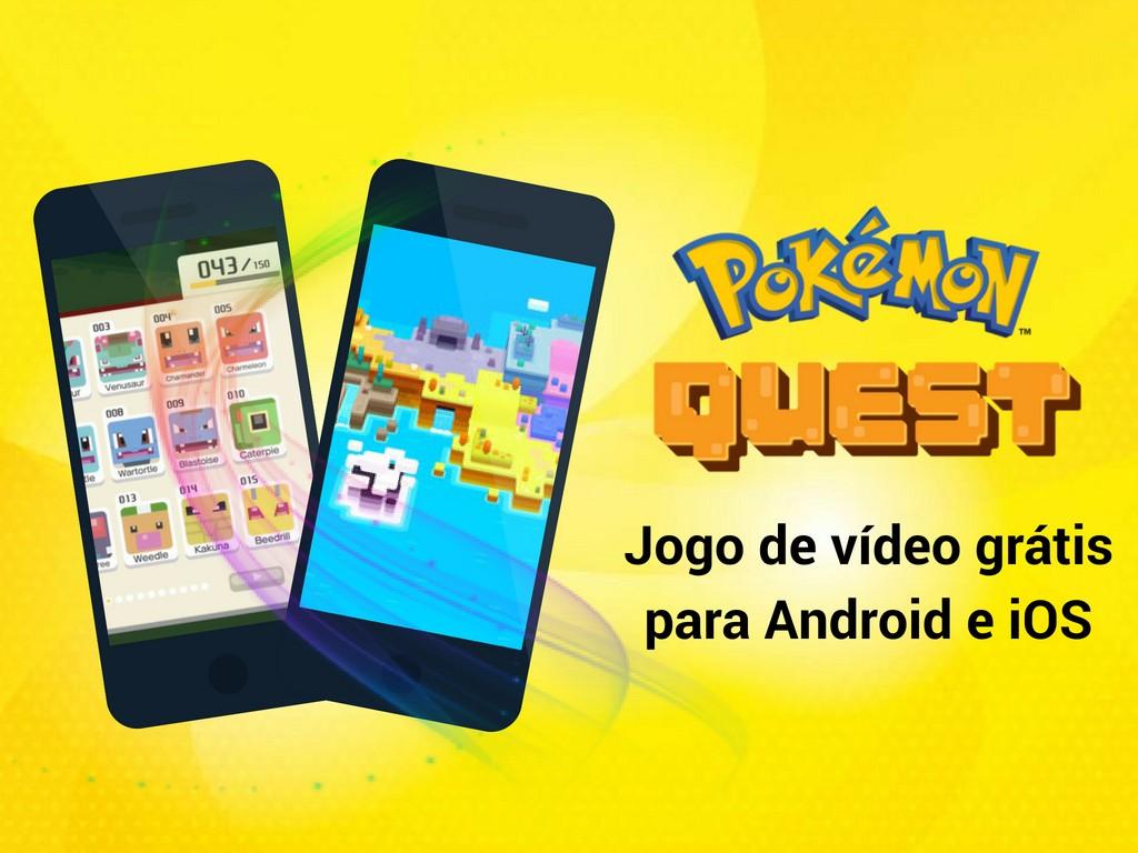Pokémon Quest em Brasil