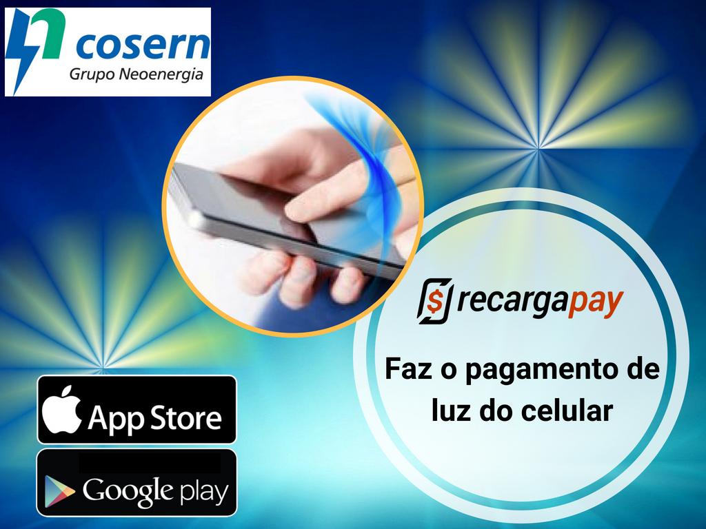 Paga conta Sabesp com Recargapay