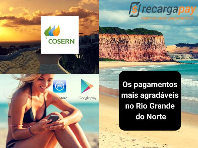 Seus pagamentos na praia com Recargapay