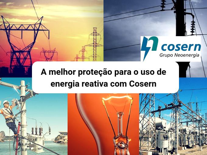 Cosern promove o uso responsável de energia reativa