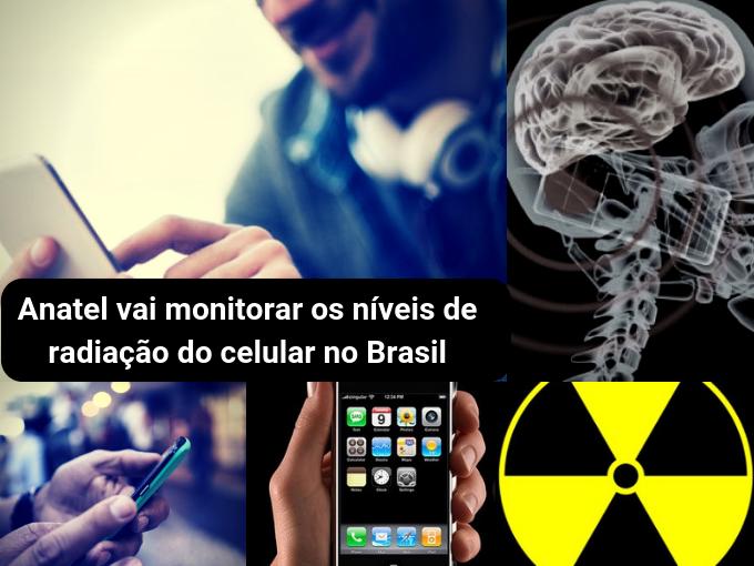 Níveis de radiação celular serão controlados pela Anatel