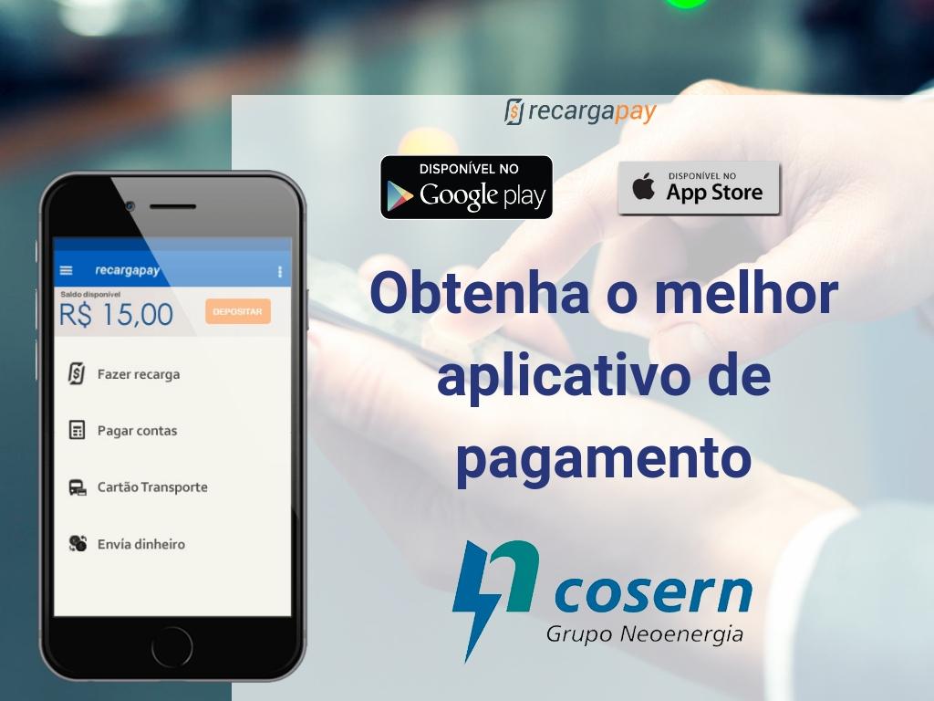 Obtenha o melhor aplicativo de pagamento Cosern