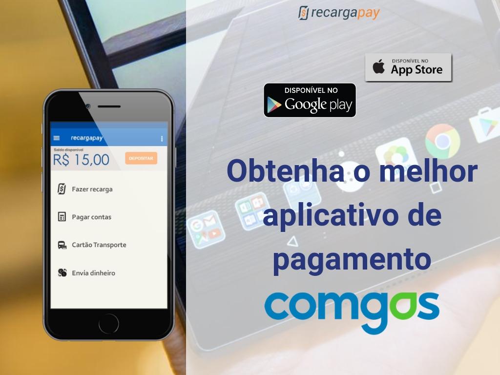 Obtenha o melhor aplicativo de pagamento Comgás