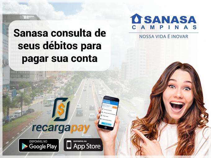 Sanasa consulta de seus débitos para pagar sua conta