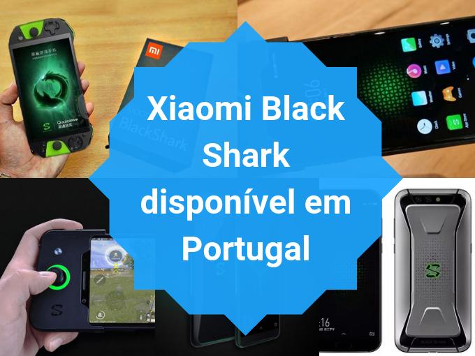 Xiaomi Black Shark em Portugal