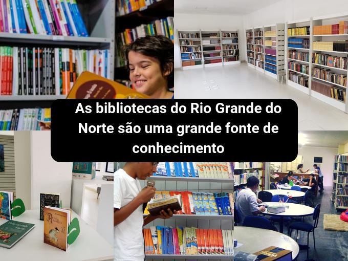 Rio Grande do Norte tem importantes bibliotecas