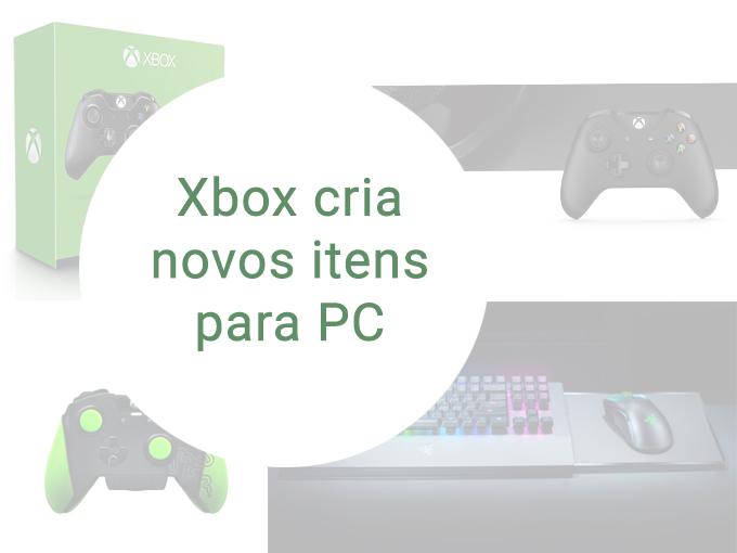 Estes são os novos elementos do Xbox para o seu PC