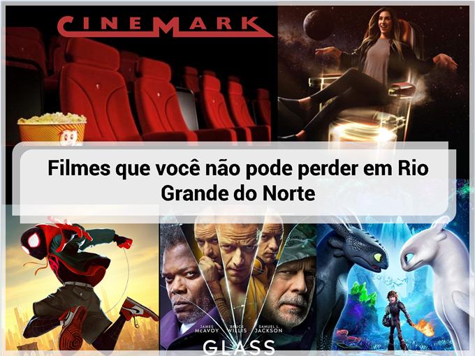 Cinemark em Rio Grande do Norte: Filmes que você não pode perder