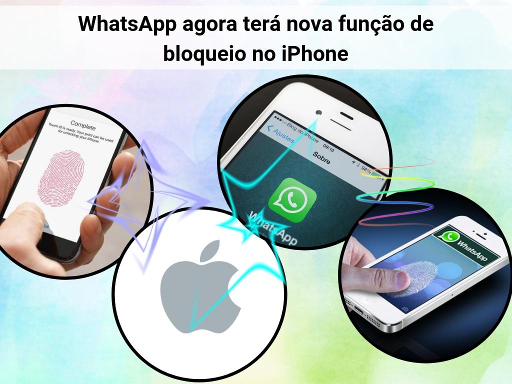 WhatsApp terá nova função de bloqueio