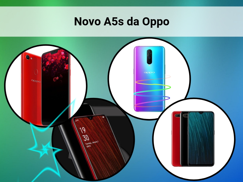 A5s ds Oppo