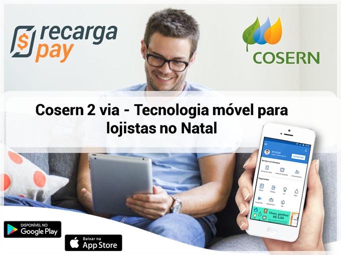 Cosern 2 via - Tecnologia móvel para lojistas no Natal
