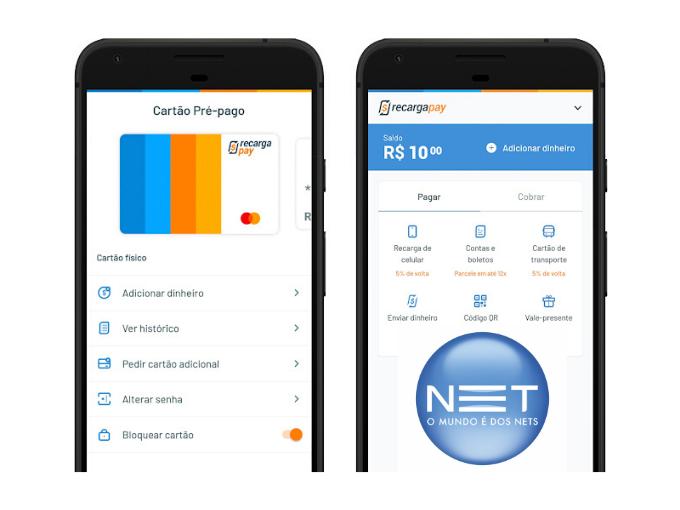 Baixe nosso app para o pagamento Net