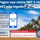 Pague sua conta NET 2 via NET não logado
