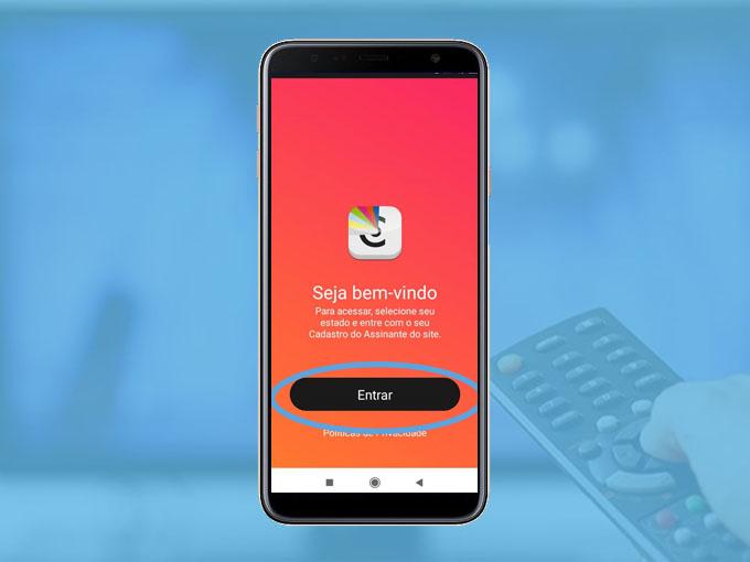 Emitir 2 via Cabo Telecom pelo app