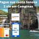 Pague sua conta Sanasa 2 via em Campinas (1)
