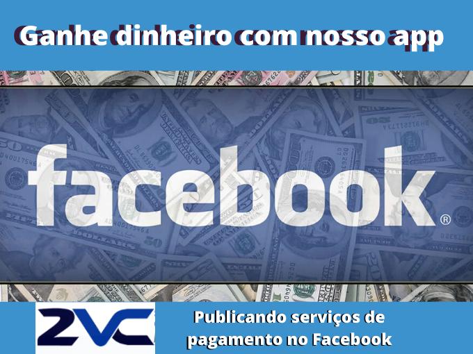 Ganhe Dinheiro em Facebook com nosso app