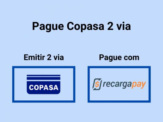 Pague Copasa 2 via
