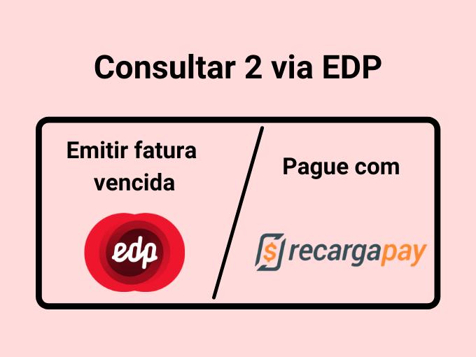 Consultar 2 via EDP
